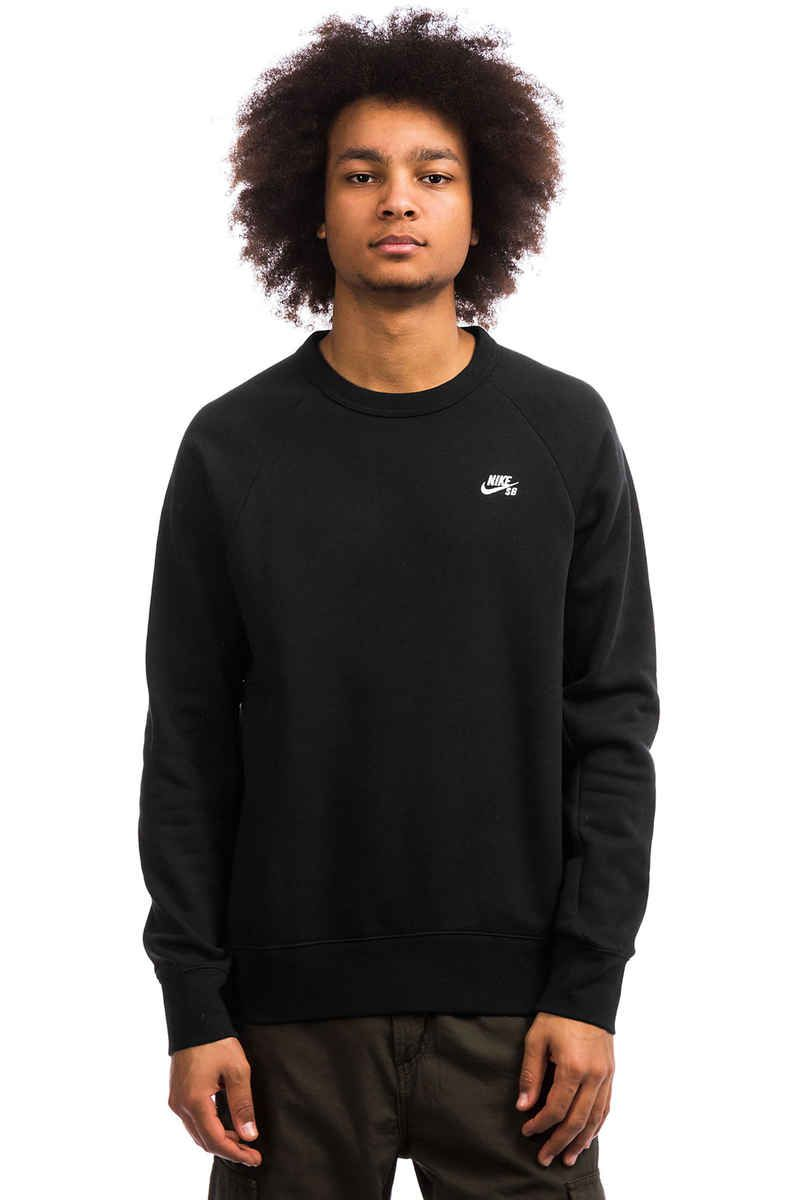 Nike SB Icon Triple Stack Sweatshirt (black) | Black