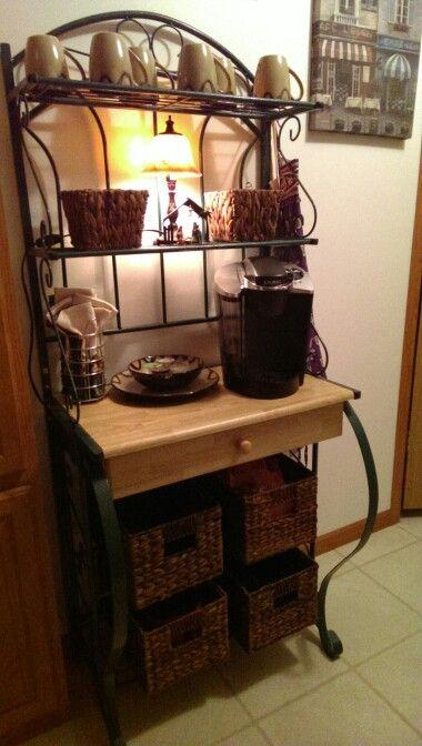 Coffee Bar With Images Coffee Bar Home Diy Coffee Bar