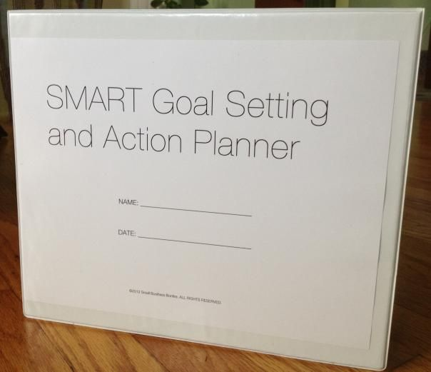 Make Progress With This Free Goal Setting And Action