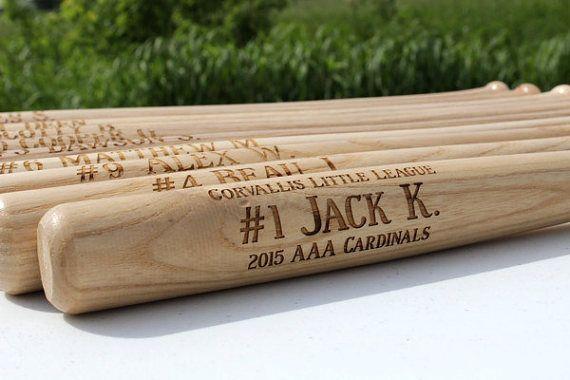 7 Awesome Custom Baseball Items Personalized Baseball Bat Engraved Baseball Baseball Bat