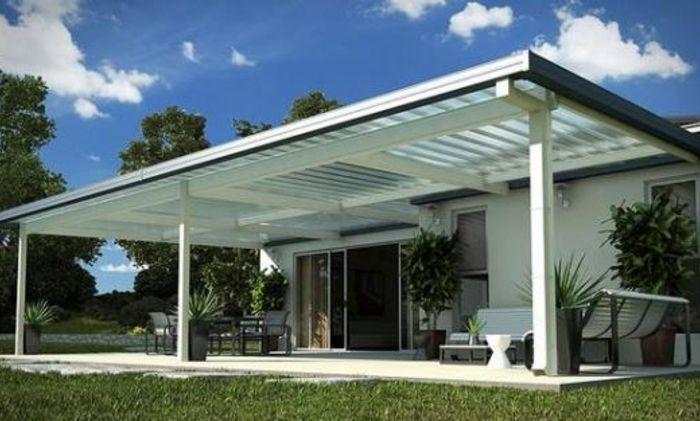 Pergola Dach dach die herausragendsten designideen