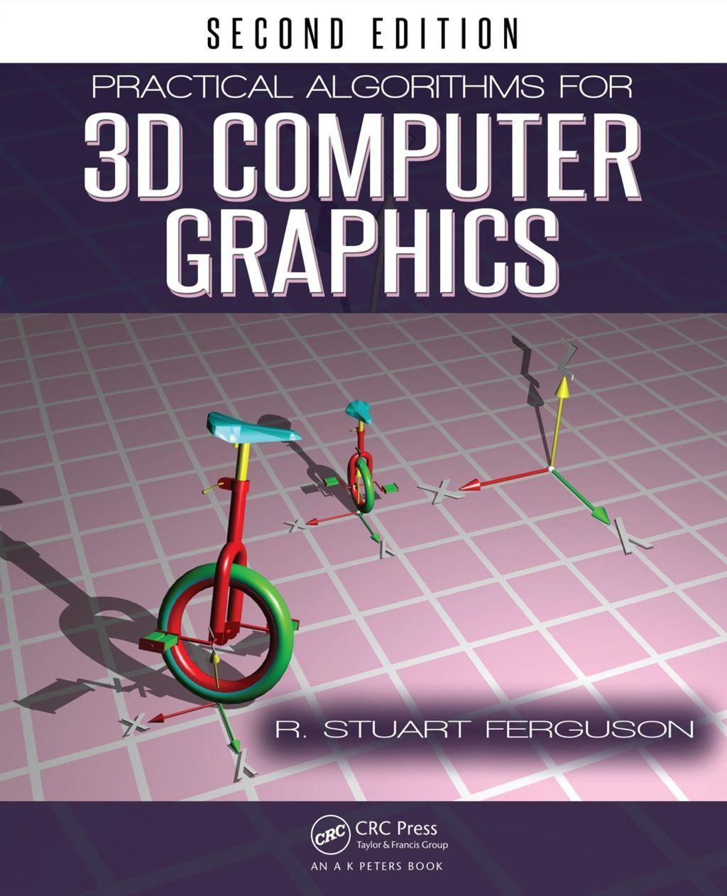 Practical Algorithms For 3d Computer Graphics Ebook Rental In 2020 3d Computer Graphics Computer Graphics Algorithm