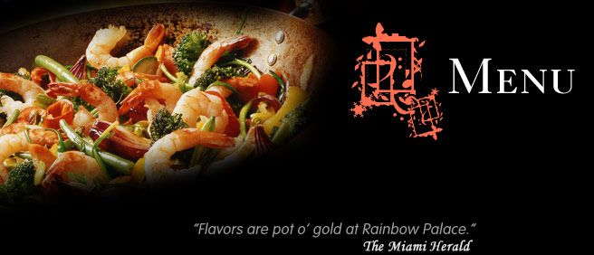 Rainbow Palace Ft Lauderdale Hot Spices Sauteed Vegetables Broccoli Sauteed