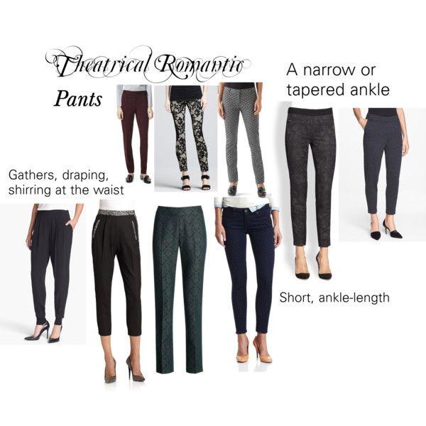 Theatrical Romantic Pants   Theatrical Romantic