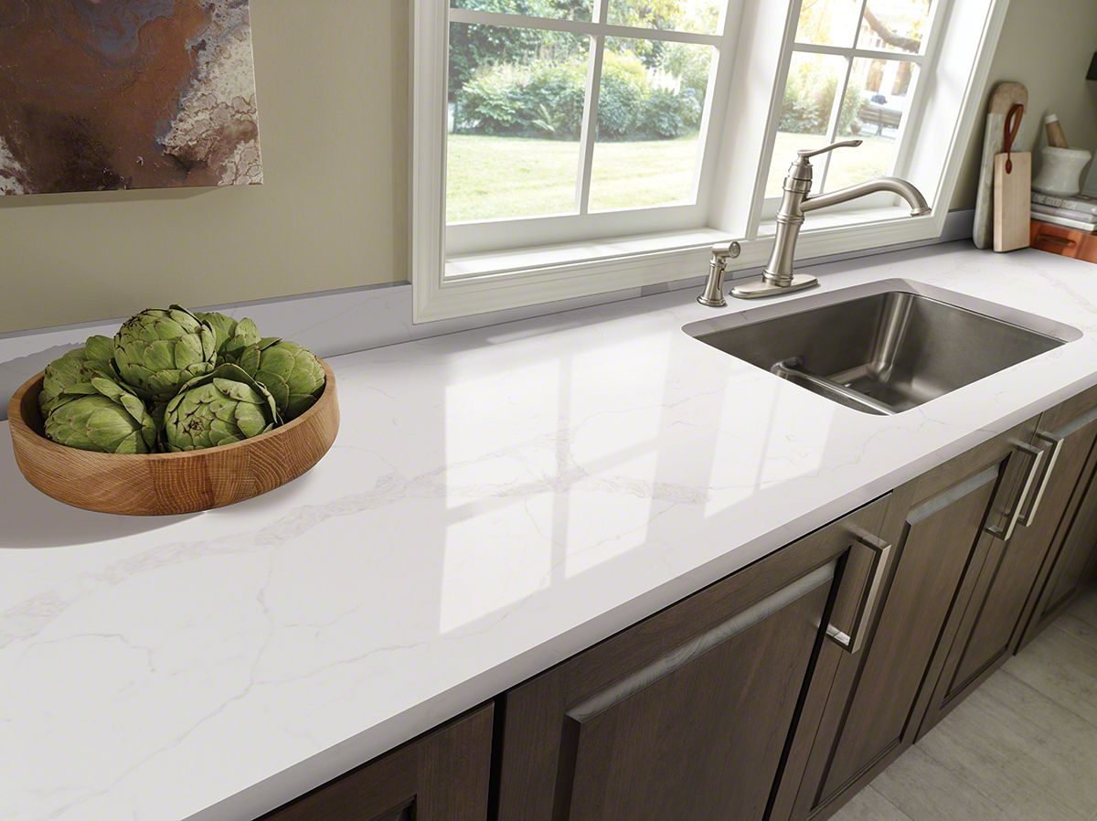 Best Calacatta Verona™ Quartz Granite Countertops 400 x 300