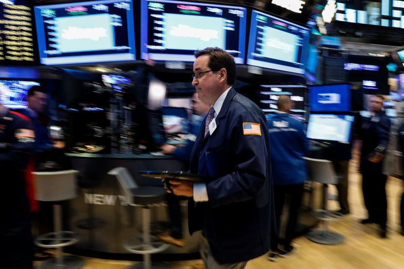 wall street rises as financials lead before earnings on wall street news id=71663