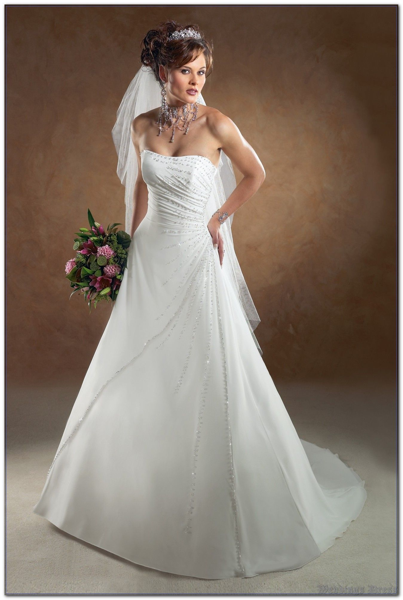 The Ugly Truth About Weddings Dress
