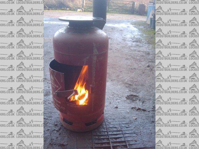 Wood Burner, Gas Bottle   Google Search