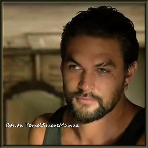 """Jason Momoa Vikings: Jason In A Still From New Series """"The Red Road"""" Premiering"""