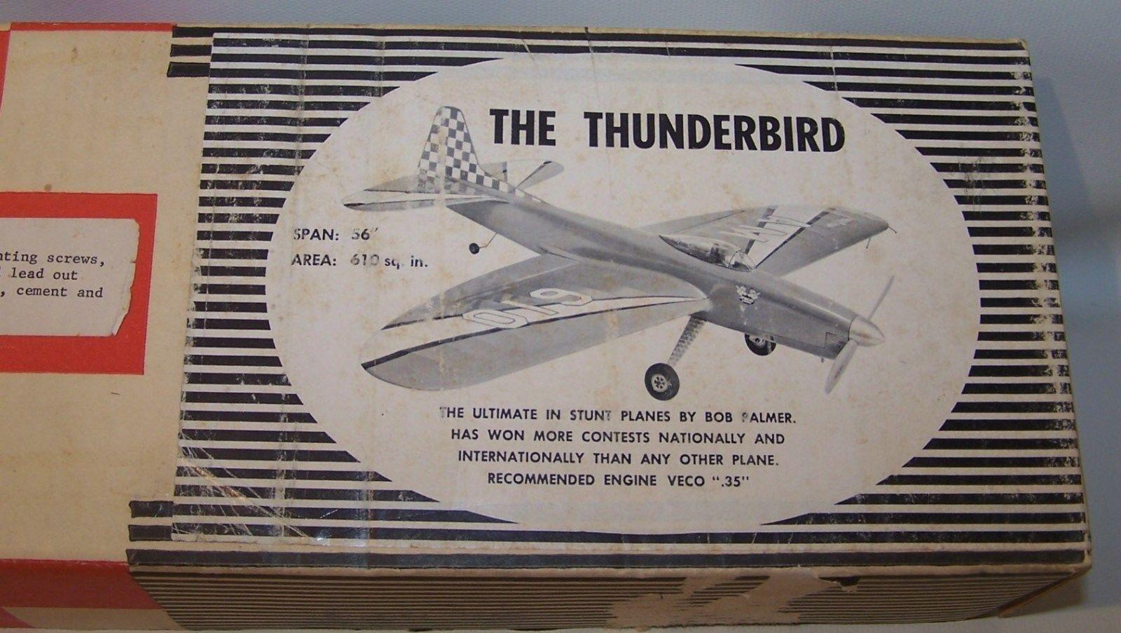 Vintage Airplane Kits 45