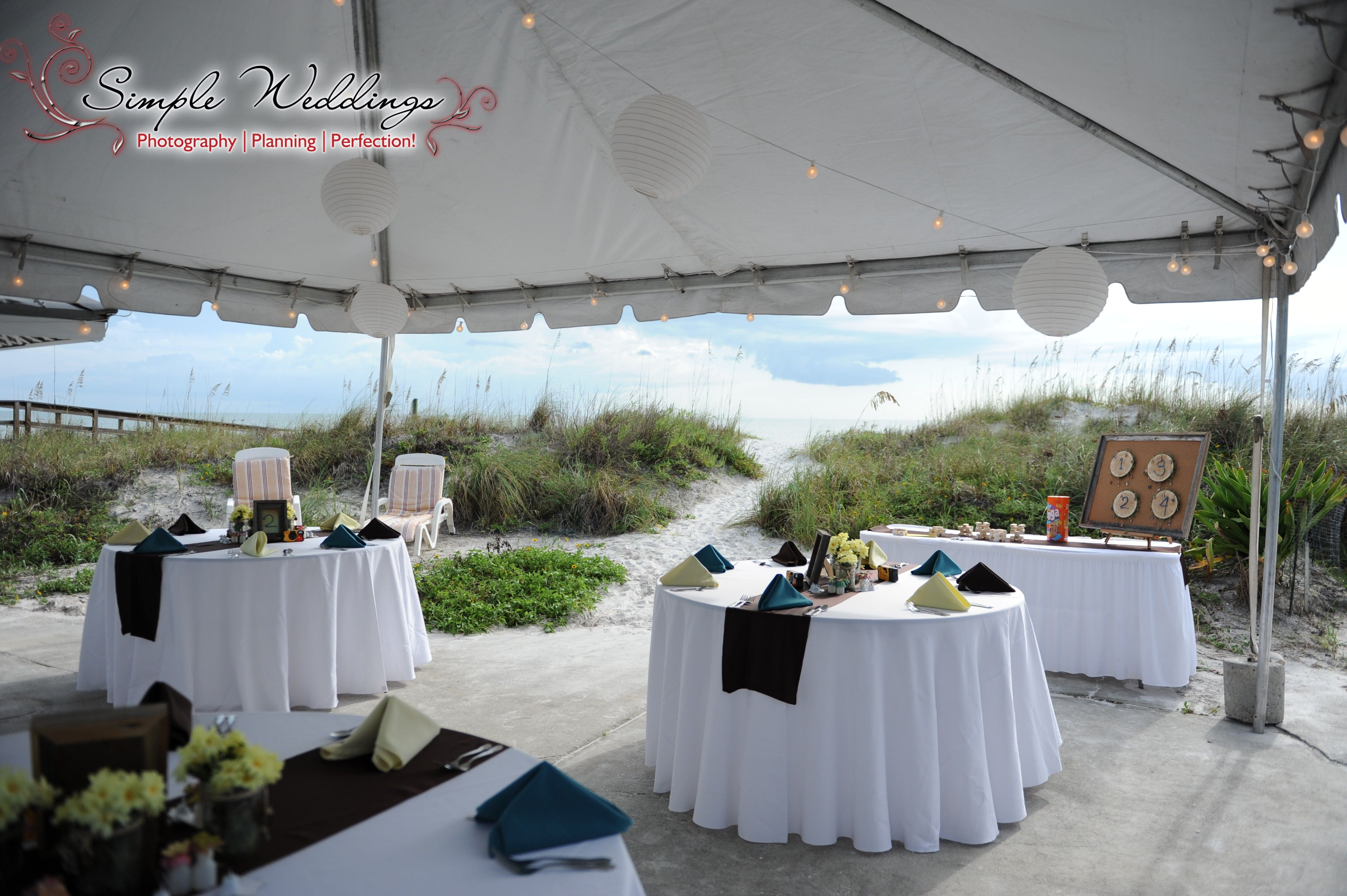 Tented Wedding Reception At The Coquina Haven Beach House On Indian Rocks Fl Www Floridabeachhouseweddings Serendipity Html