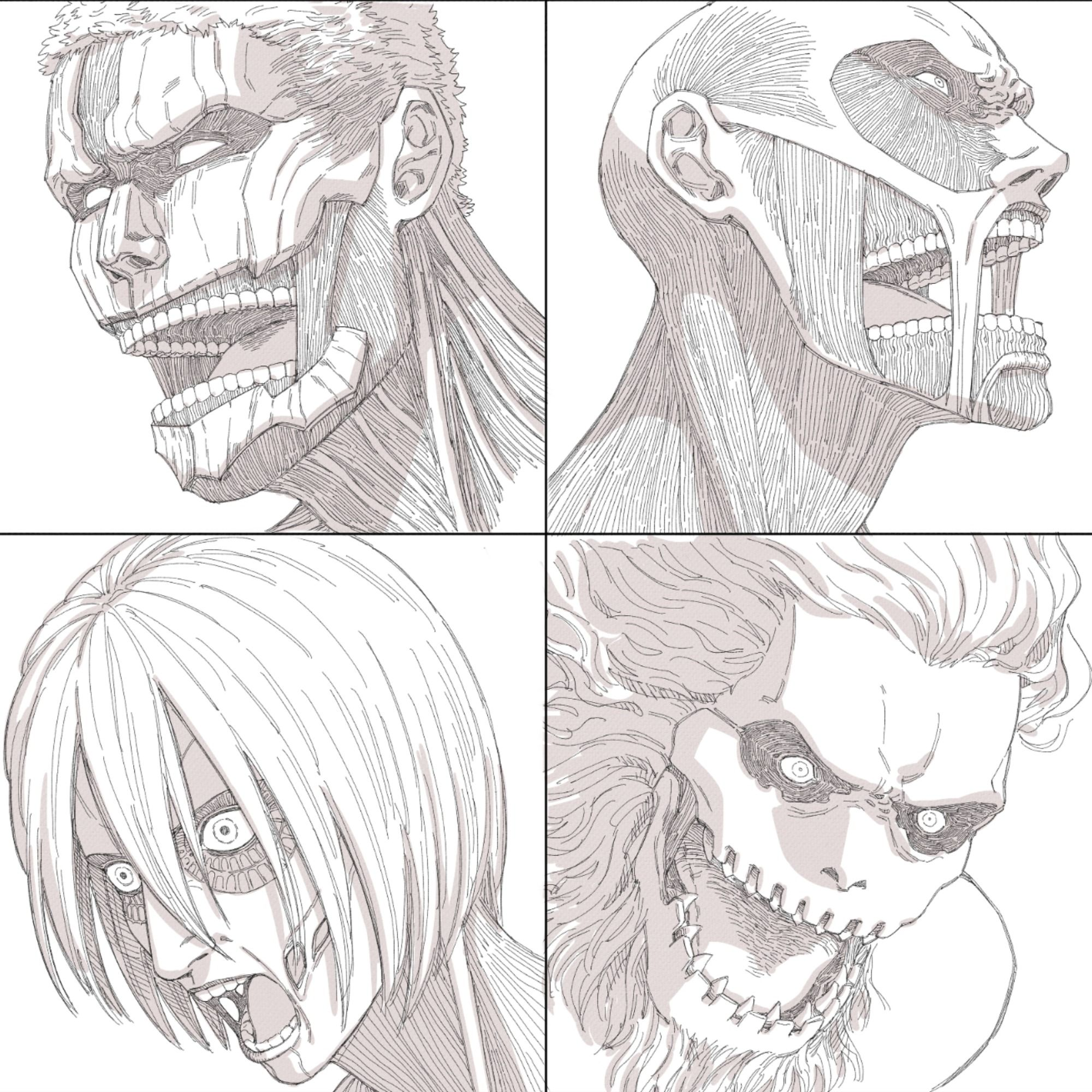 Selfpreservationmyass On Twitter In 2020 Attack On Titan Anime Attack On Titan Art Attack On Titan Fanart