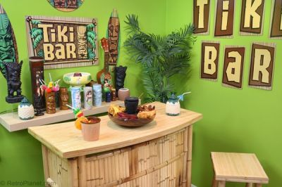 You Are Here: Home / Retro Design / Retro Decorating Ideas / Retro  Decorating Ideas: Tiki Design Revival Retro Decorating Ideas: Tiki Design  Revival