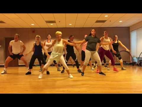 "Fitness Music - ""MAMACITA"" Jason Derulo ft Farruko - Dance Fitness Workout Valeo Club  #Fitness Fitn..."