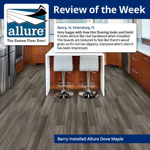 Pin By Allure Flooring On Reviews Of The Week Pinterest St