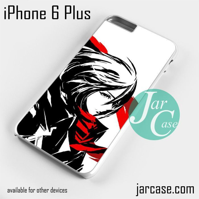 AttackOn TitanMikasa Phone case for iPhone 6 Plus and other iPhone devices