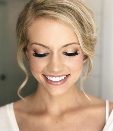 Wedding Ring In 2020 Blonde Hair Makeup Makeup For Blondes Wedding Day Makeup