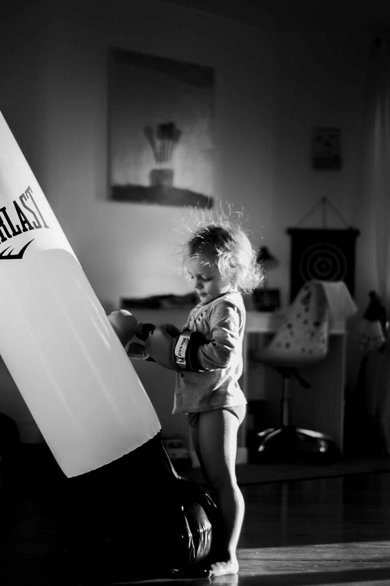 Preparing for the big fight. by Joni El on 500px