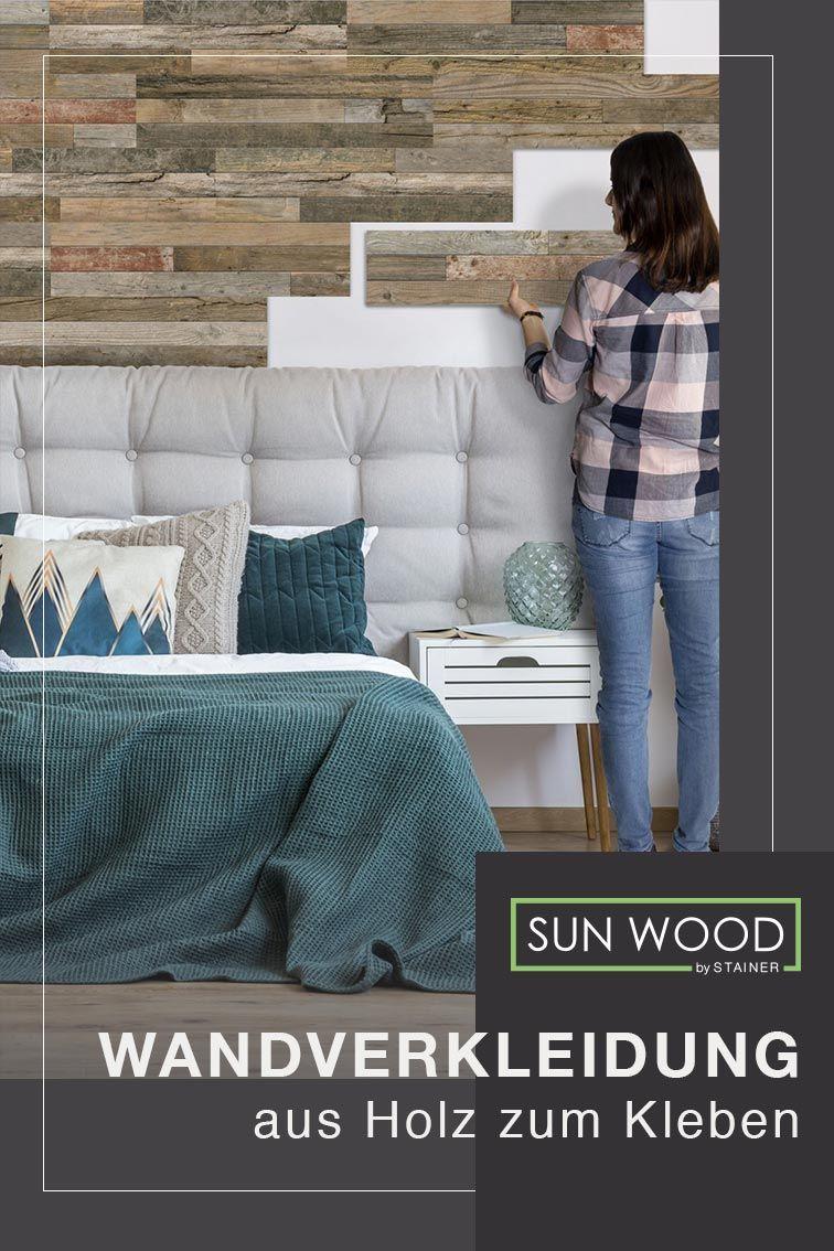 Selbstklebende Wandpaneele Aus Holz In 2020 Wandverkleidung Wandvertafelung Holz Wandpaneele