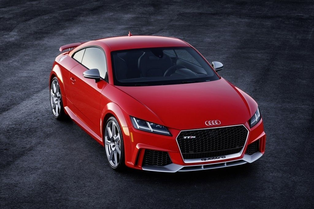 Red Audi Tt Sports Car Front 4k Wallpaper Cars Wallpapers