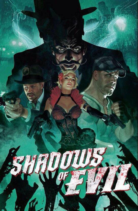 Shadows Of Evil Bo3 Zombies Jogos Filme E Serien