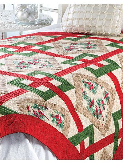 crisscross christmas quilt pattern from annie s craft store order here https www anniescatalog com detail html prod id 127458 cat id 1644
