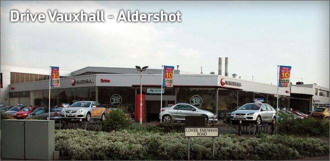 Drive Vauxhall Aldershot - MyCarGossip Motoring Services Directory http://www.mycargossip.com/garage.php?id=1960&drivevaldershot
