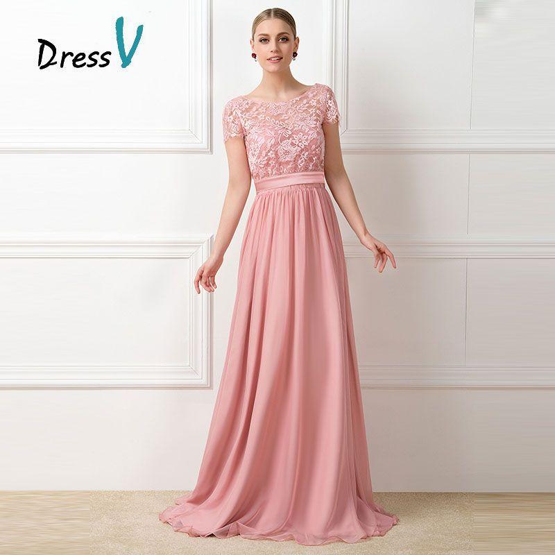 Aliexpress.com: Comprar Cuento de hadas de gasa rosa largo de dama ...