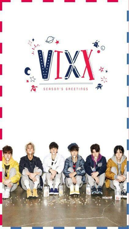 ロゴ入り VIXX