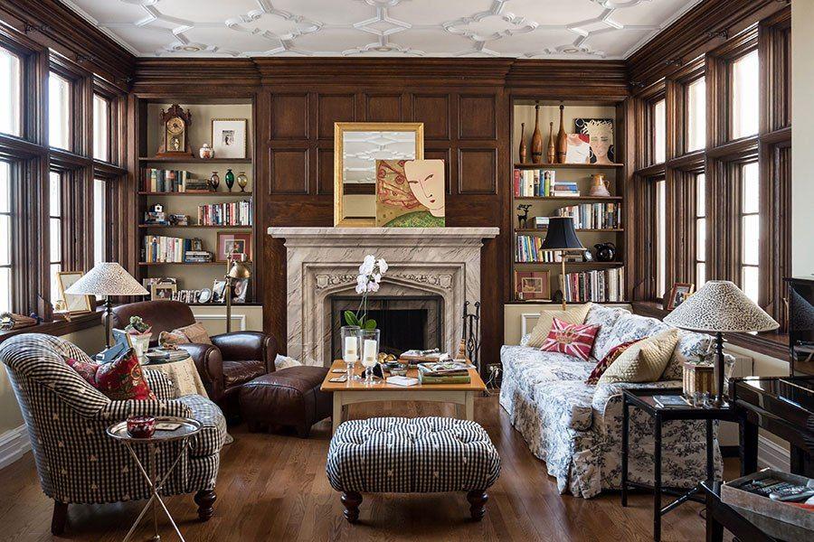 Ad Reader Living Room Showcase Finalists  English Style Room And Beauteous Living Room Showcase Designs Images Inspiration Design