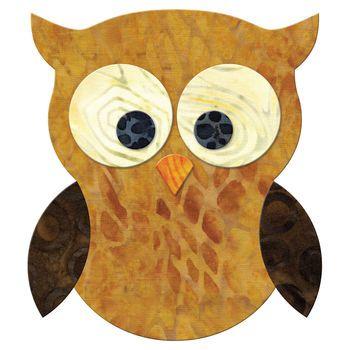 Accuquilt Go!® Owl Exclusive