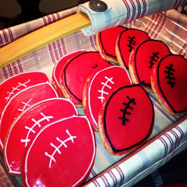 We Heart Parties:  Ohio State Football Party