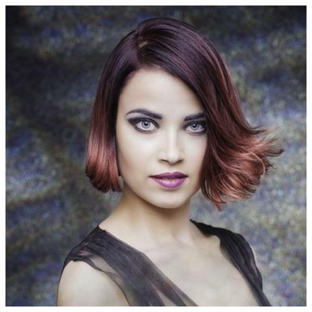 Hair Color Inspiration Amp Formulation Hyacinth Girl Ombre