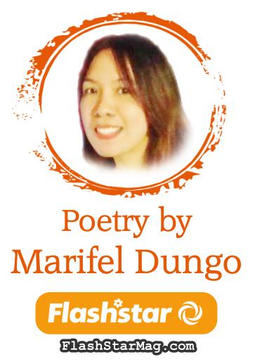 Marifel Dungo, poet, published author, blogger, writer