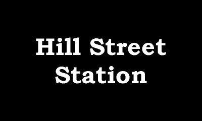 'Hill Street Blues 1.1 Hill Street Station' (1981)