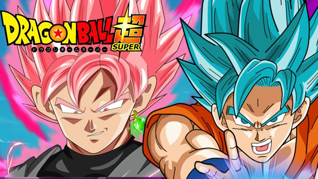Goku Black Super Saiyan Rose Wallpaper  httpwallpaperzoneco