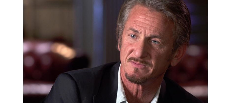 Sean Penn has Italian blood from his mother's side; her family name is Annucci.