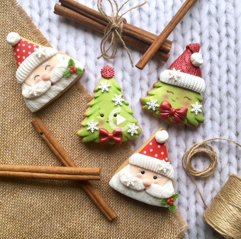 2021 Christmas Cookies Spring Has Officially Sprung In 2021 Christmas Cookies Decorated Christmas Sugar Cookies Christmas Cookies