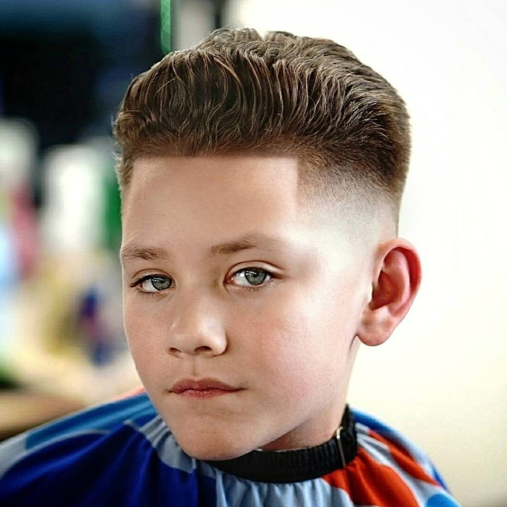 55 Boy S Haircuts Best Styles For 2021 In 2020 Boys Haircuts Kids Fade Haircut Cool Boys Haircuts