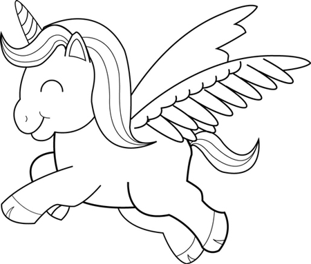 How To Draw Cute Chibi Cartoon Unicorns With Easy Step By Step Drawing Lesson How To Draw Step By Step Drawing Tutorials Unicorn Coloring Pages Unicorn Drawing Cute Coloring Pages