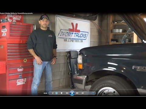 This Video Explains How To Find An Engine Cylinder Misfire On