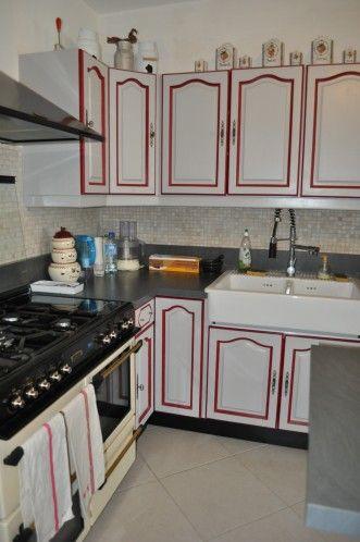 Avant Après} rénover sa cuisine en 2 week end! rénovation cuisine - Repeindre Un Meuble En Chene