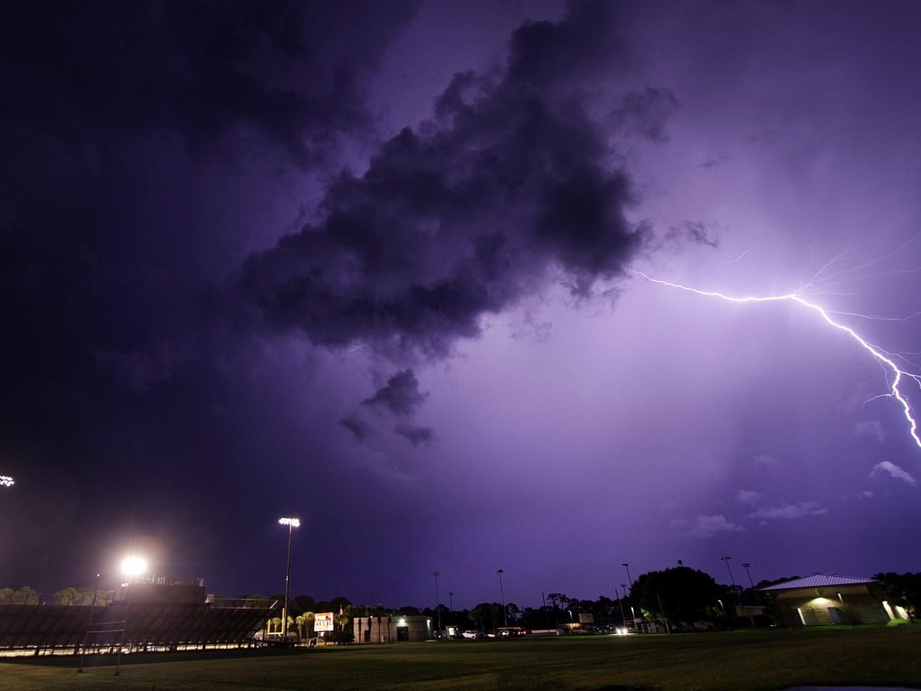 Florida S All About Football But Watch Out For The Lightning