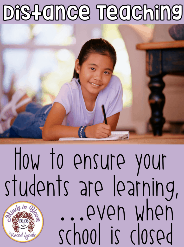 Distance Learning Keep Your Students Learning Even When