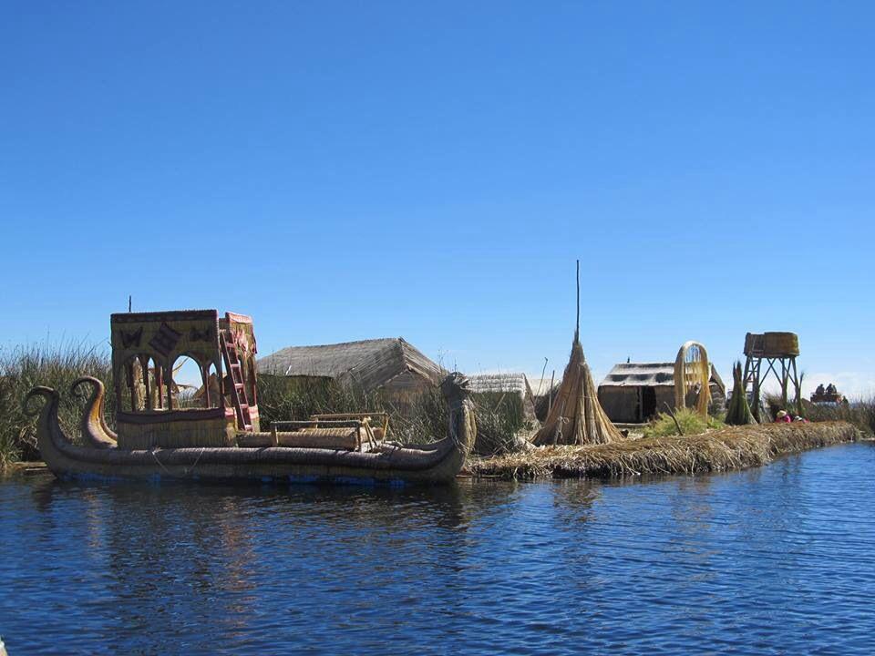 Puno - Titicaca Lake