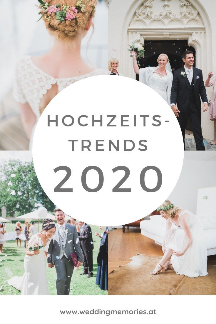 Hochzeitstrends 2020 / Hochzeit 2020 / Hochzeitsplanung 2020 / Braut / Sommerhochzeit / Blumen Hochzeit / Must Haves Hochzeit / DIY Hochzeit / Bride to be 2020 / www.weddingmemories.at / Michael Schreiber #weddingonabudget