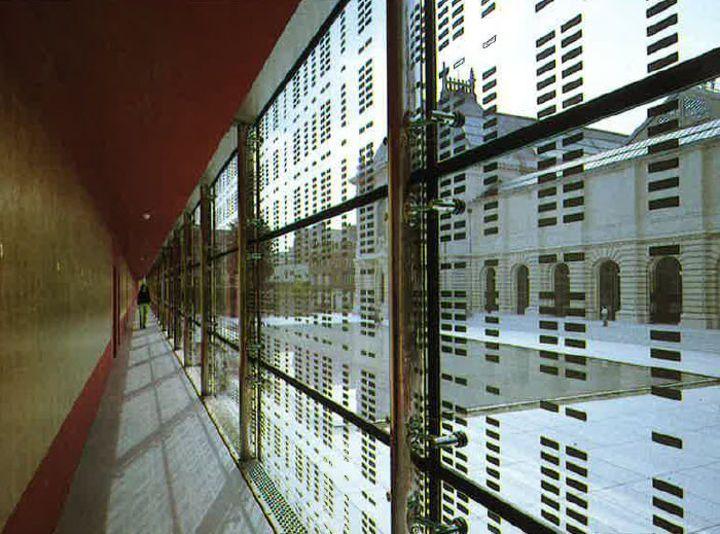 ÉQUERRE D'ARGENT 1997 / LAURÉAT - IBOS ET VITART - EXTENSION DU MUSÉE DES BEAUX-ARTS DE LILLE