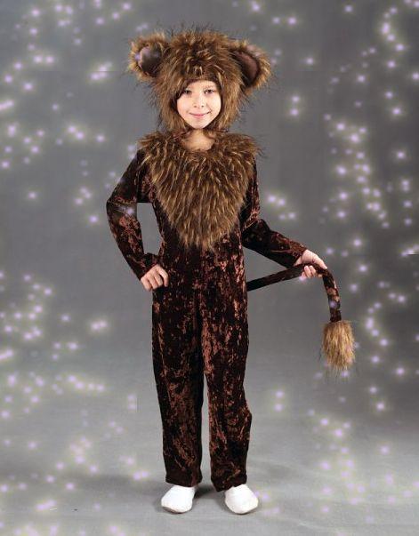 Выкройка. Новогодний костюм Обезьянки – как сшить своими ... - photo#38