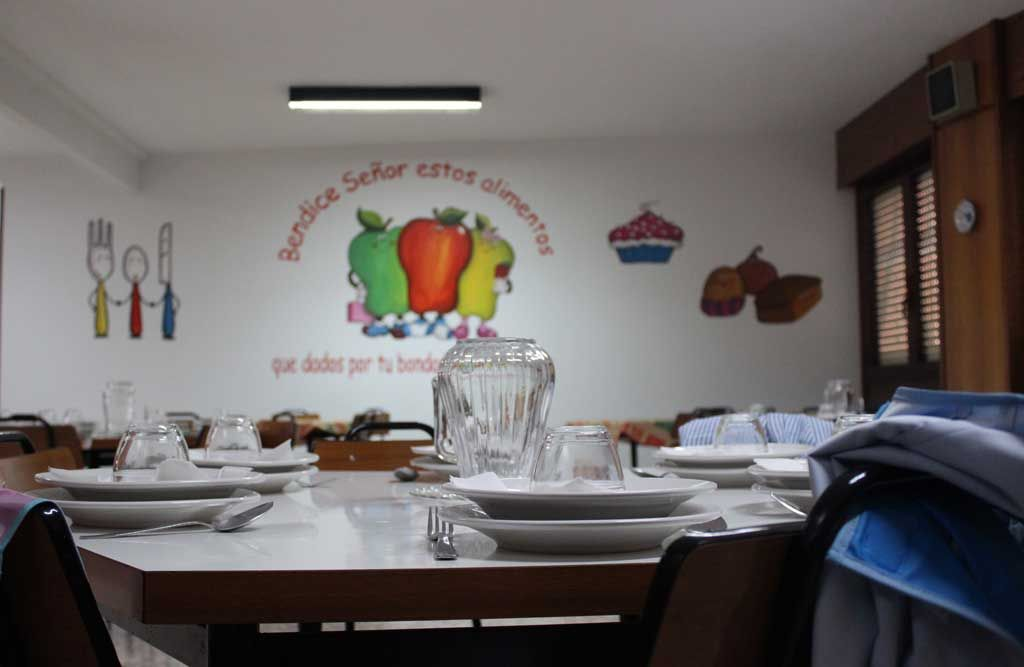 decoracion comedor escolar - Buscar con Google | para mi gran ...