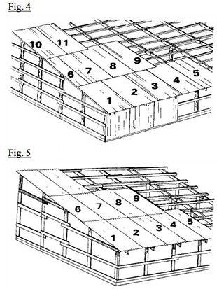 Ondura Roofing Sheet Installation